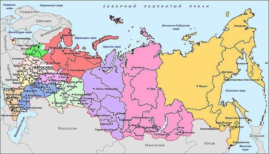 Контурную Карту России Скачать - фото 11